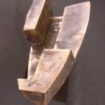 Klaus M. Hartmann, Fragment XI, Bronze, 2010