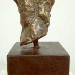 Klaus M. Hartmann, Torso, Bronze, 2011
